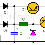 How to make 12V 1A power supply?