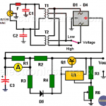 4A Variable Power Supply using LM317