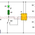 555 IC Tester Circuit (PCB)