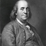 Benjamin Franklin's Fluid Theory
