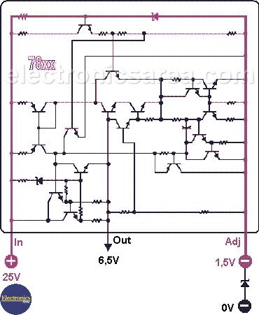Boosting output voltage on 78XX regulators series.