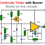 Continuity Tester with Buzzer