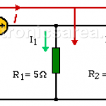 Current Divider Rule in parallel resistors