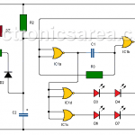 How to Make a Doorbell Circuit for Deaf People?