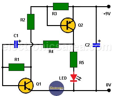 LED Pilot Light Circuit