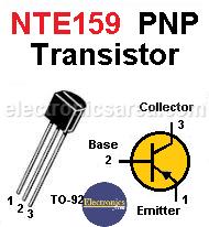 NTE 159 PNP Transistor