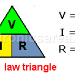 Ohm's Law Tutorial - Ohm's Law Triangle