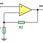 Op-Amp Voltage follower (Buffer)