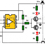 Op Amp Tester Circuit Diagram