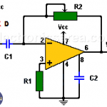 Photodiode Amplifier Circuit - Current-to-Voltage Converter