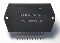 STK4050v 200 watts Audio Power Amplifier IC