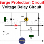 Surge Protection Circuit (Voltage Delay Circuit)