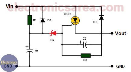 Surge Protection Circuit (Voltage Delay Circuit)