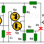 Thermistor Controlled Fan Circuit - AC Fan